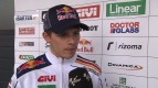 Bradl feels comfortable in the wet