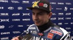Lorenzo focussing on race-pace