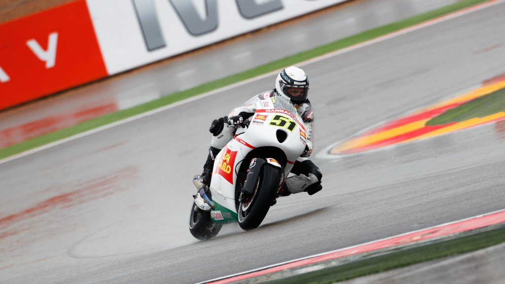 Michele Pirro, San Carlo Honda Gresini, Aragón FP2