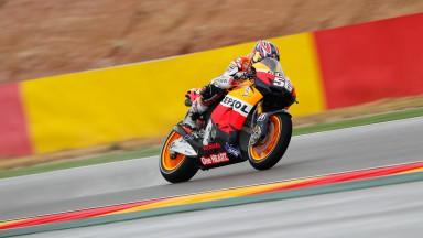 Jonathan Rea, Repsol Honda Team, Aragón FP1