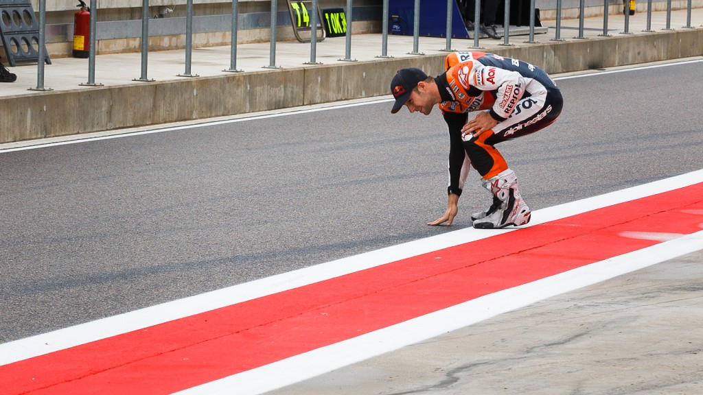 Jonathan Rea, Repsol Honda Team, Aragón