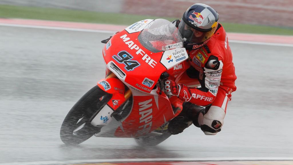 Jonas Folger, Mapfre Aspar Team Moto3, Aragón FP2