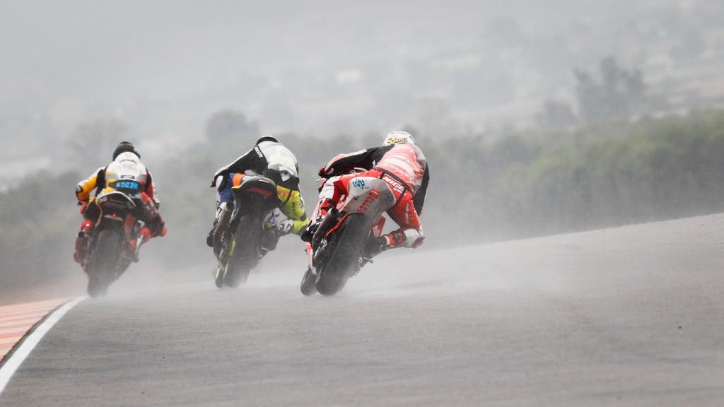 Moto2 Aragón FP1