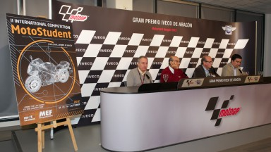 Presentation of the 2nd International Motorbike-Student Competition