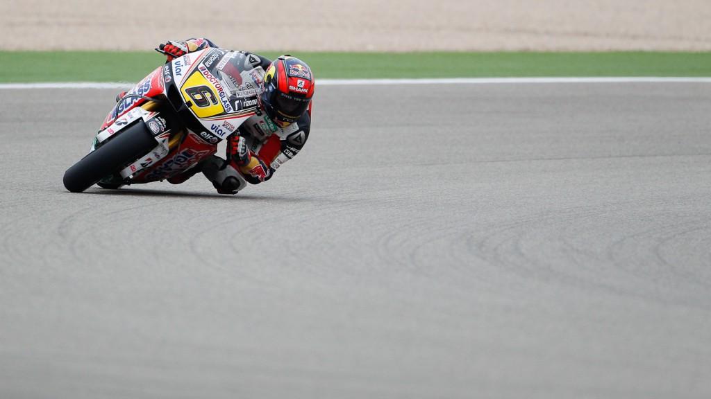 Stefan Bradl, LCR Honda MotoGP, Aragón QP