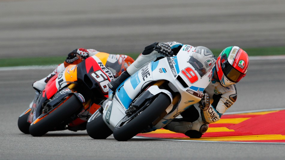 Danilo Petrucci, Came IodaRacing Project, Aragón QP