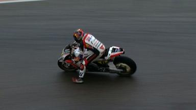 Aragon 2012 - MotoGP - FP3 - Action - Stefan Bradl