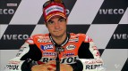 Aragon 2012 - MotoGP - QP - Interview - Dani Pedrosa