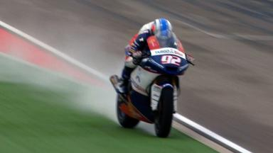 Aragon 2012 - Moto2 - FP3 - Action - Alex Mariñelarena