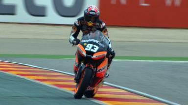 Aragon 2012 - Moto2 - QP - Action - Marc Marquez