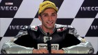 Aragon 2012 - Moto2 - QP - Interview - Andrea Iannone