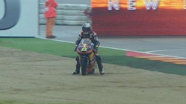 Aragon 2012 - Moto3 - FP3 - Action - Sandro Cortese