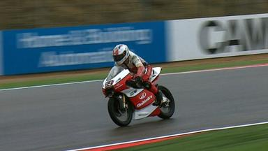 Aragon 2012 - Moto3 - FP3 - Action - Danny Webb