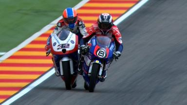 Aragon 2012 - Moto3 - QP - Action - Jack Miller