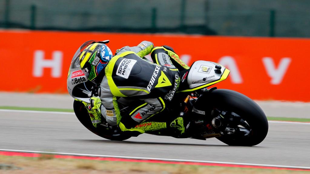 Andrea Iannone, Speed Master, Aragón QP