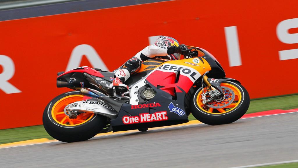 Jonathan Rea, Repsol Honda Team, Aragón QP