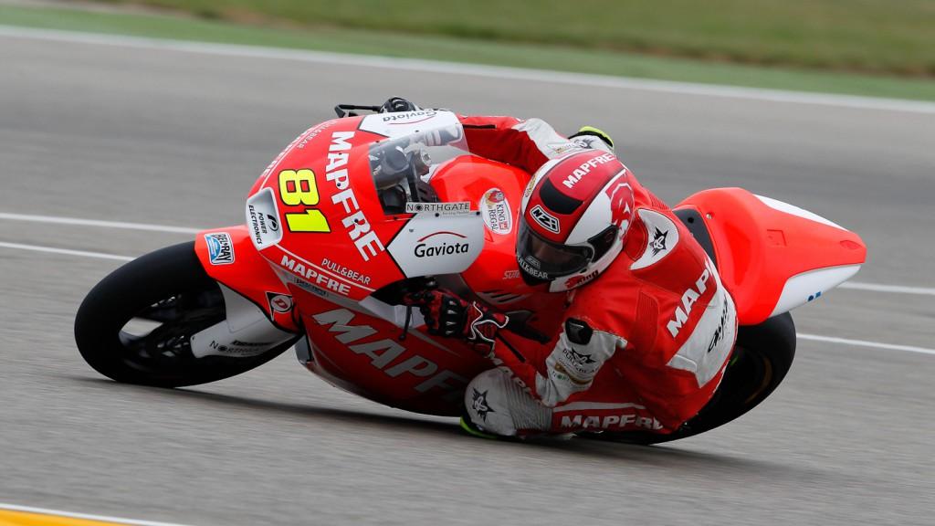 Jordi Torres, Mapfre Aspar Team Moto2, Aragón QP