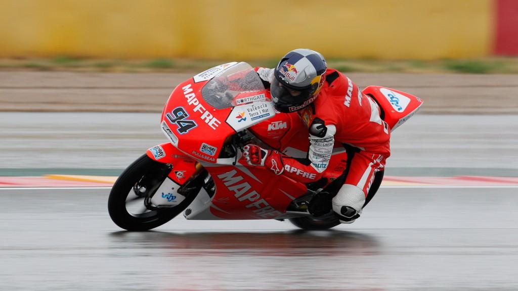 Jonas Folger, Mapfre Aspar Team Moto3, Aragón FP3