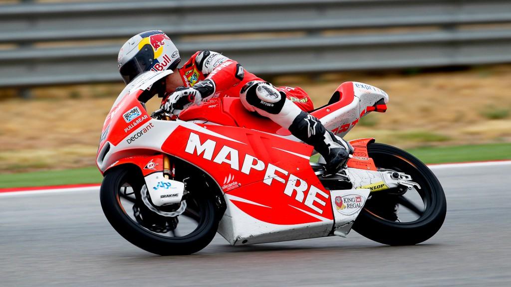 Jonas Folger, Mapfre Aspar Team Moto3, Aragón QP