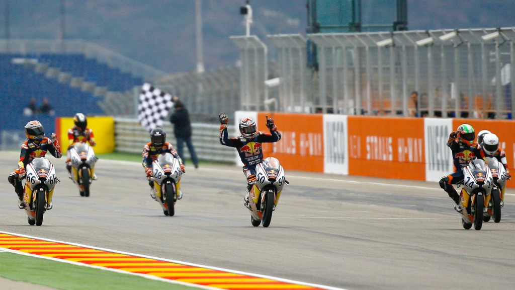 Florian Alt, Red Bull MotoGP Rookies Cup, Aragón