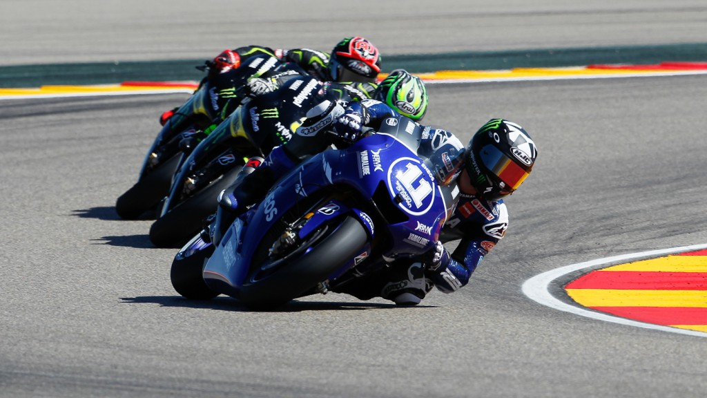 Ben Spies, Yamaha Factory Racing, Aragón RAC