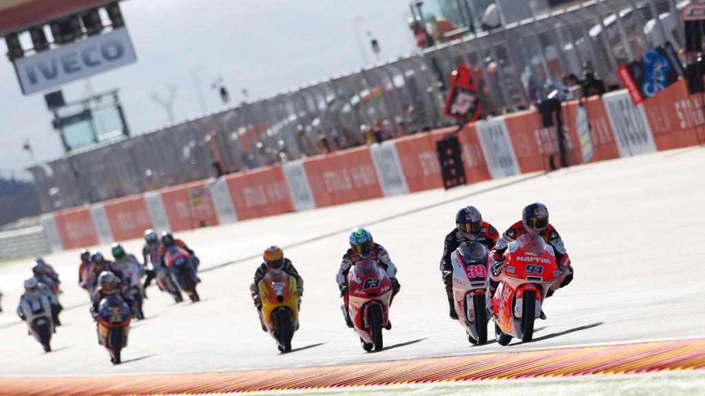 Moto3 Aragón RAC