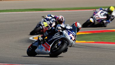 Randy de Puniet, Power Electronics Aspar, Aragón RAC