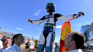 Aragon 2012 - Moto2 - Race - Highlights