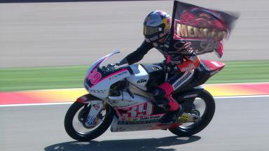 Aragon 2012 - Moto3 - Race - Highlights