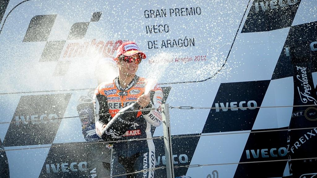 Dani Pedrosa, Repsol Honda Team, Aragón RAC