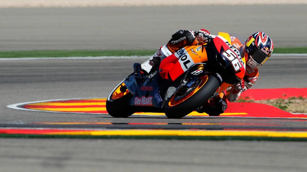 Jonathan Rea, Repsol Honda Team, Aragón RAC