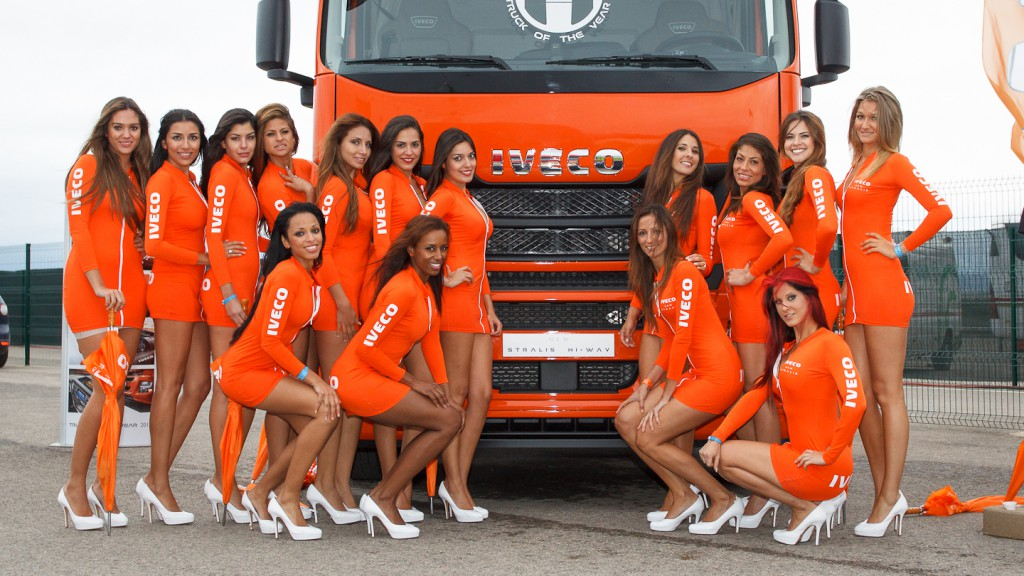 Paddock Girls Gran Premio Iveco de Aragón