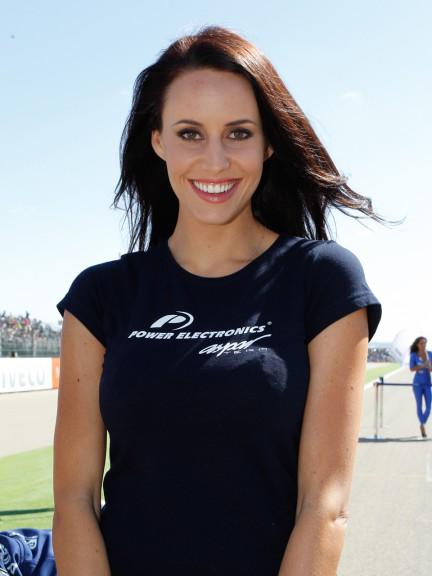 Paddock Girl, Gran Premio Iveco de Aragón