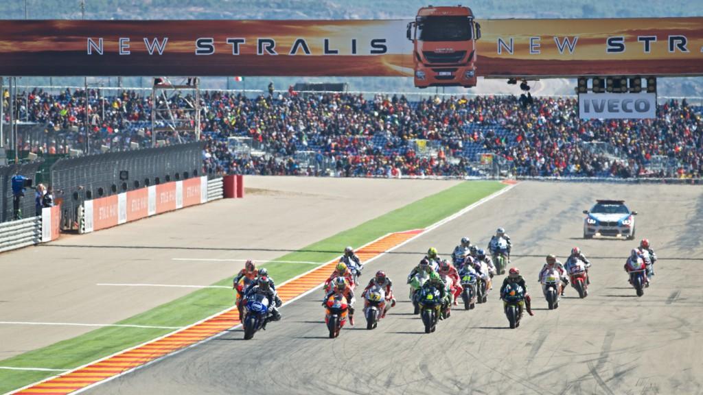 MotoGP, Aragón RAC