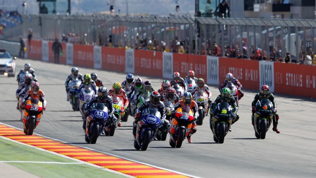 MotoGP, Aragñon RAC