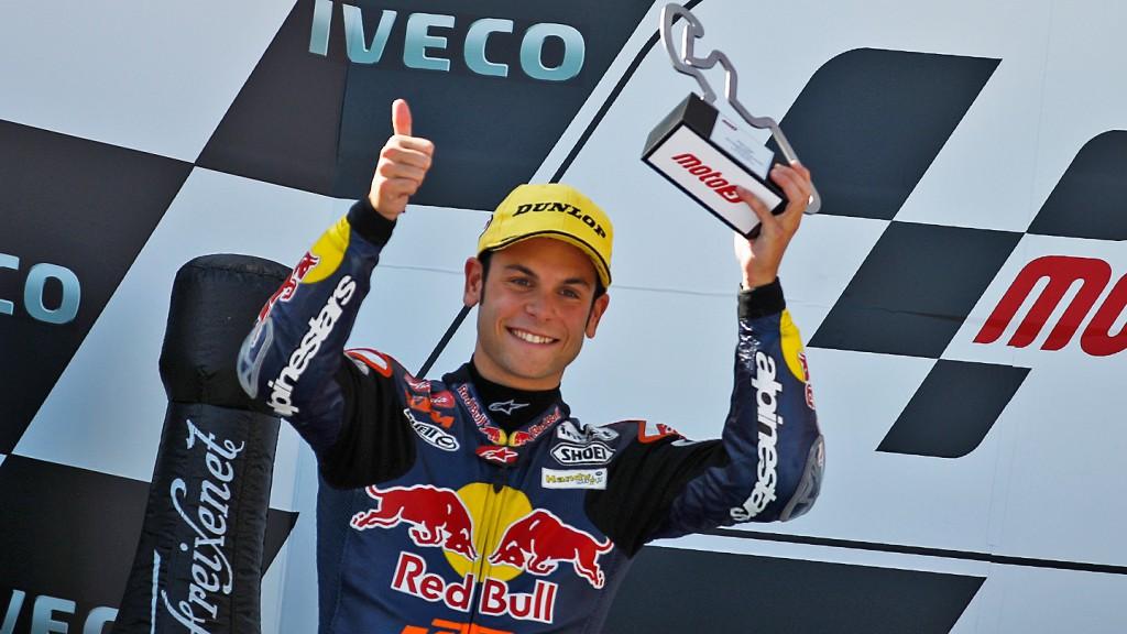 Sandro Cortese, Red Bull KTM Ajo, Aragón RAC