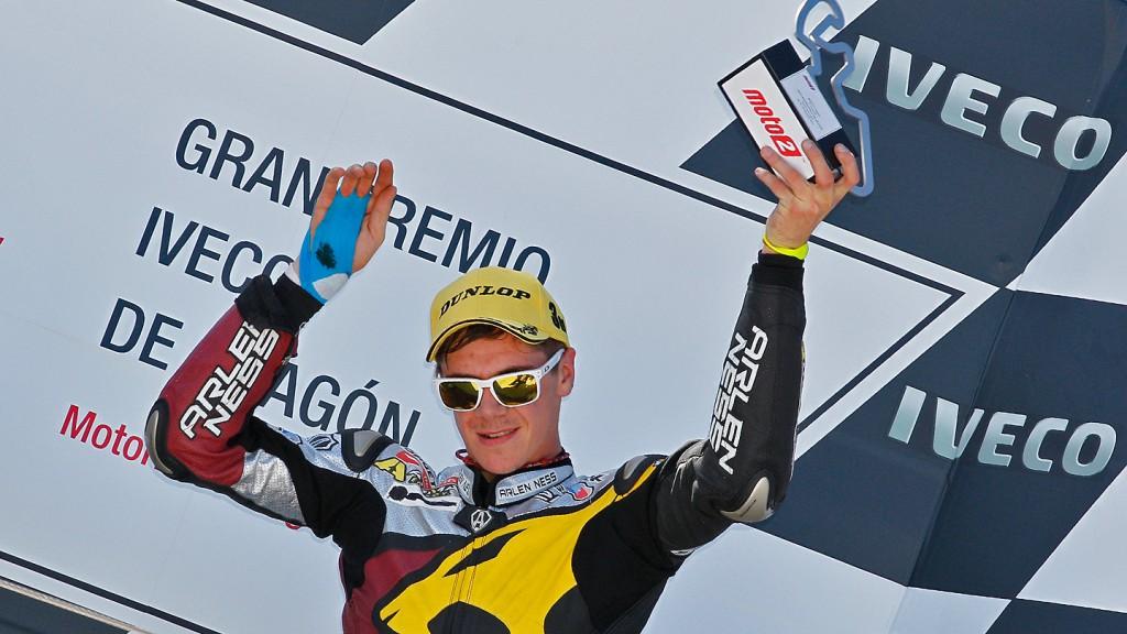 Scott Redding, Marc VDS Racing Team, Aragón RAC