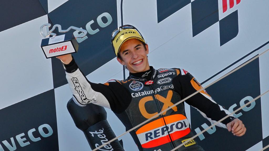 Marc Marquez, Team CatalunyaCaixa Repsol, Aragón RAC