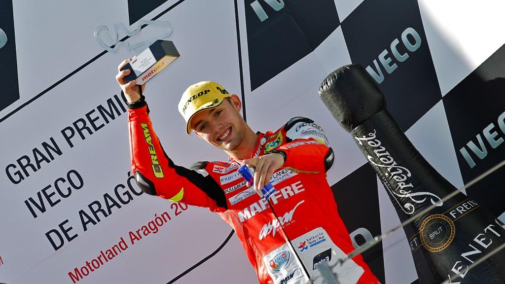 Jonas Folger, Mapfre Aspar Team Moto3, Aragón RAC