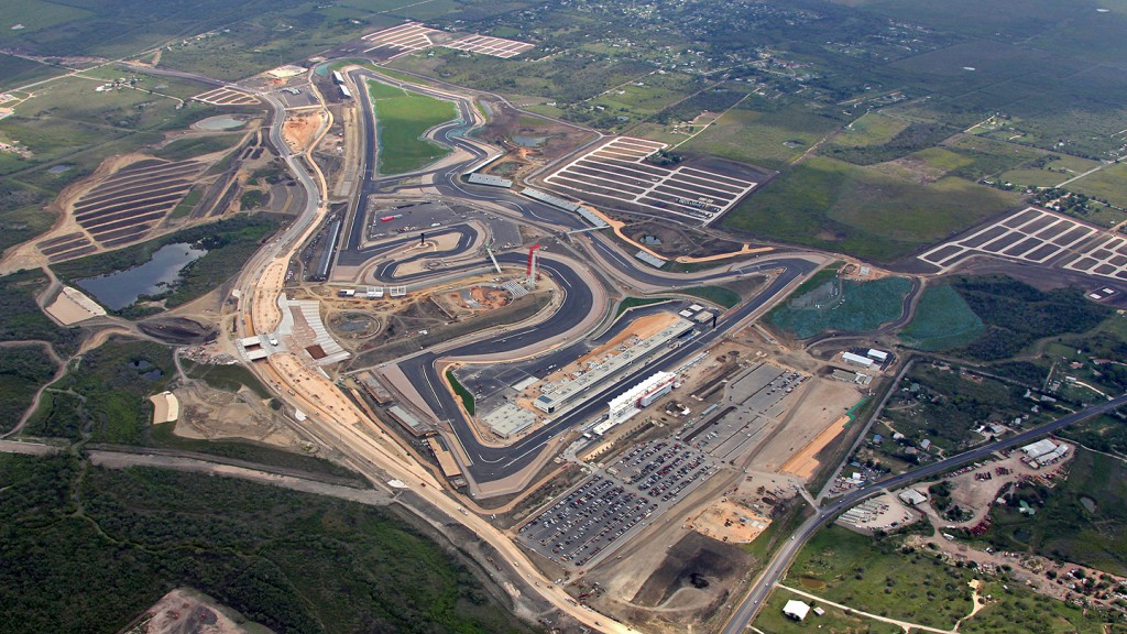 Circuit of the Americas, Austin Texas