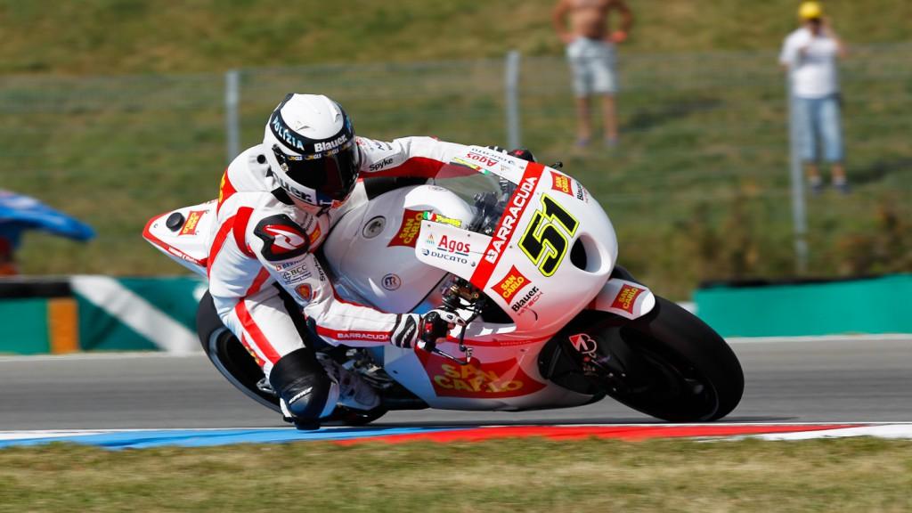 Michele Pirro, San Carlo Honda Gresini