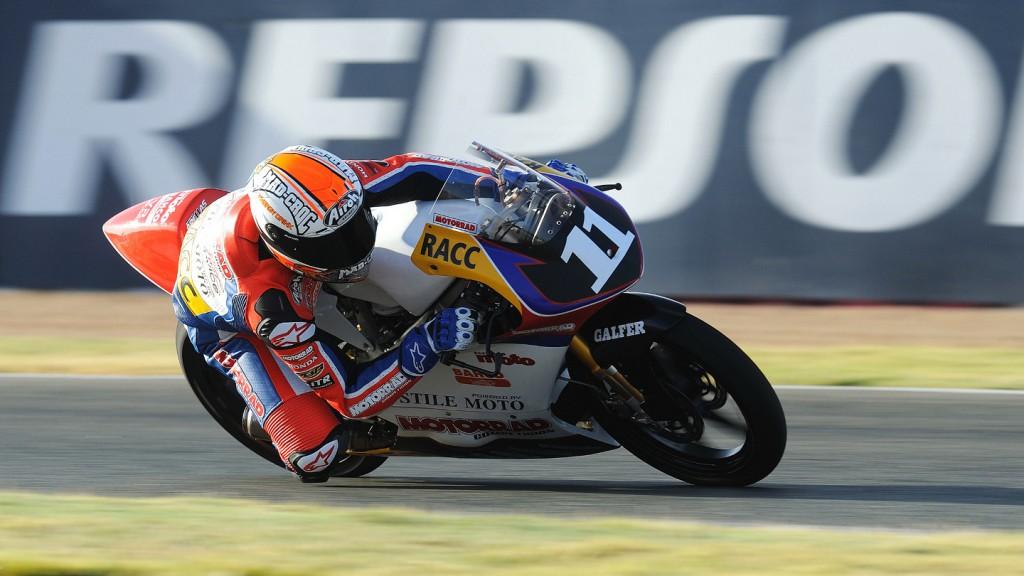 Albert Arenas, Motorrad, QP UEM European Championship  Albacete
