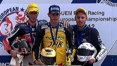 2012 - European Championship  - Highlights - Supersport 600