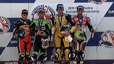 2012 - European Championship  - Highlights - Superstock 1000