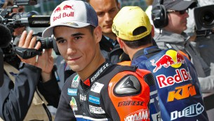salom to join red bull ktm ajo moto3 team in 2013