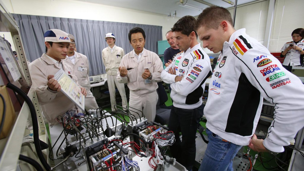 Lucio Cecchinello, Stefan Bradl, LCR Honda MotoGP, Nissin, Japan