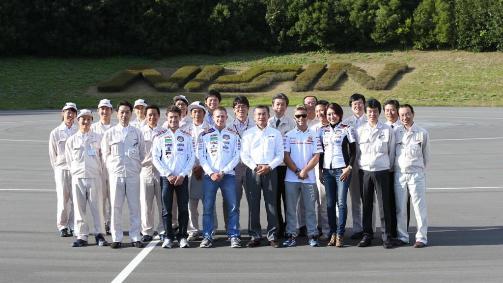 Lucio Cecchinello, Stefan Bradl, Alvaro Bautista, LCR Honda MotoGP, San Carlo Honda Gresini, Nissin, Japan