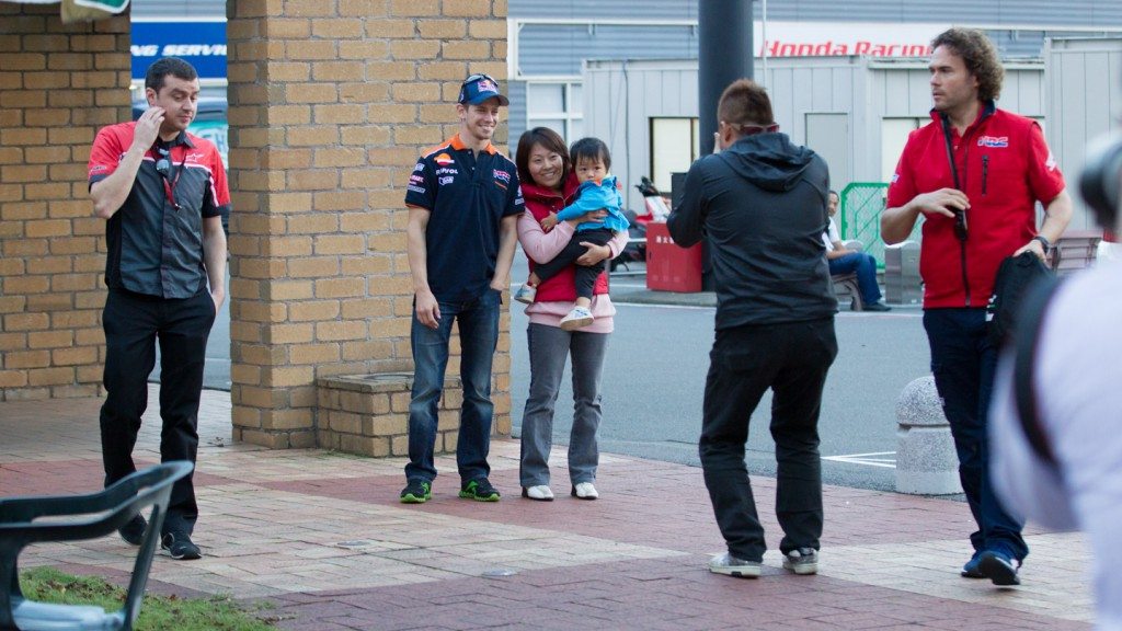 Casey Stoner, Repsol Honda Team, Motegi