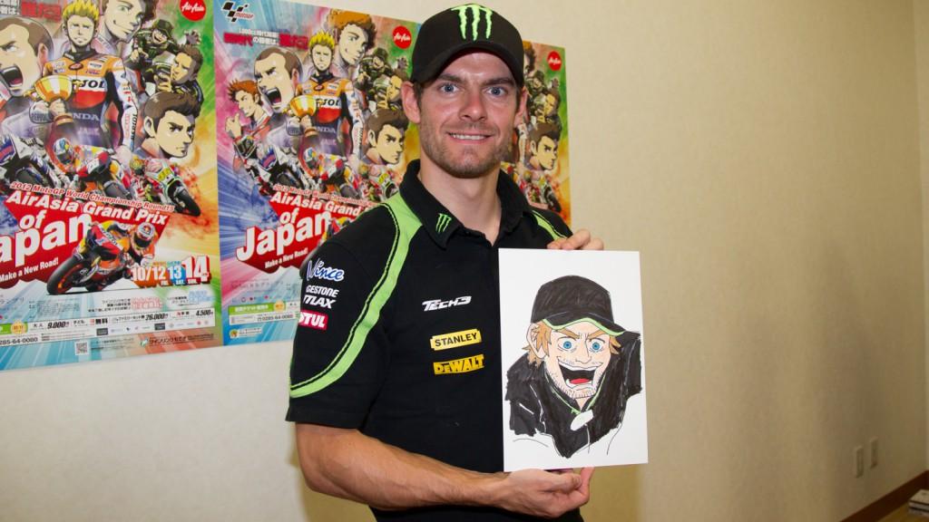 Cal Crutchlow, MotoGP Manga Preevent, Motegi