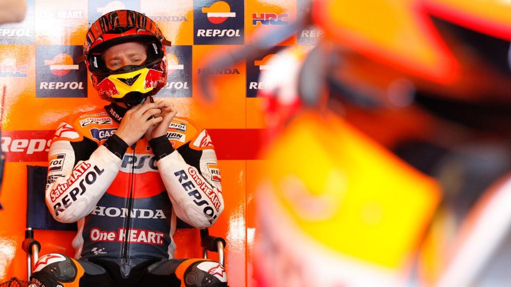 Casey Stoner, Repsol Honda Team, Motegi FP1